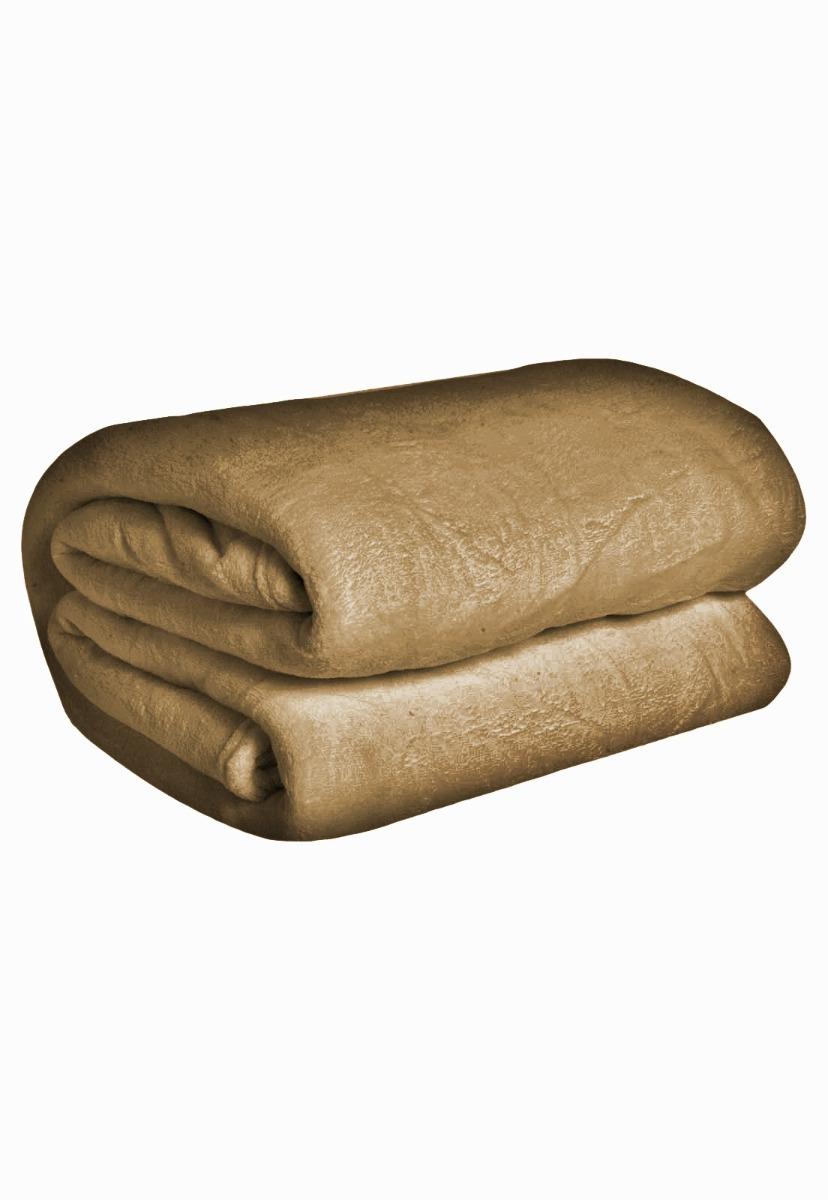 Promoção Cobertor Manta Microfibra Casal Padrão 2 64dbfb86abe09