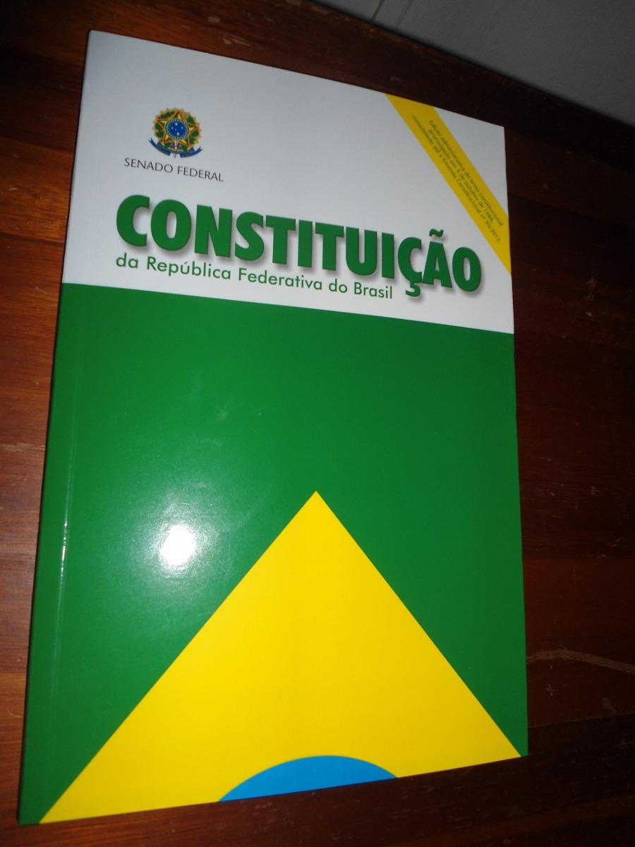 Promoção - Constituição Federal 2017-18 96ª Emenda