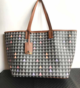 fce466f574 Bolsa Nina Triangle Schutz - Bagagem e Bolsas no Mercado Livre Brasil