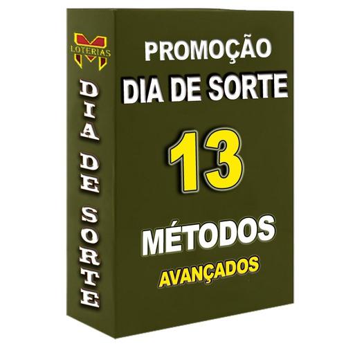 promoção dia de sorte todos os 13 métodos