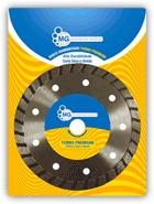promoção disco diamantado turbo premium (5 unidades)