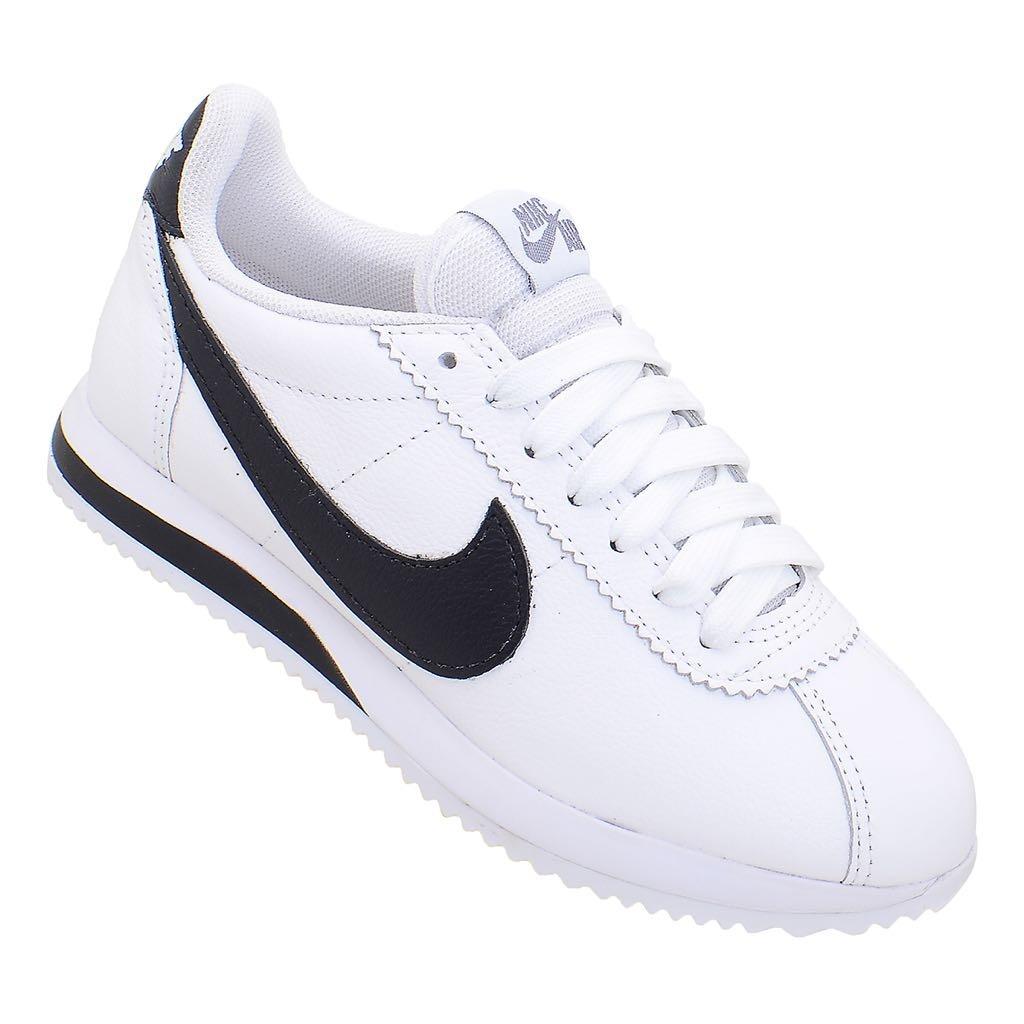 0fb24021717 Promoção Dos Pais Tênis Nike Cortez Couro Masculino 38 Ao 43 - R ...