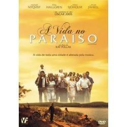 promoção - dvd a vida no paraíso - orig. raro