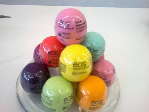 promoção eos lip balm protetor labial vários sabores