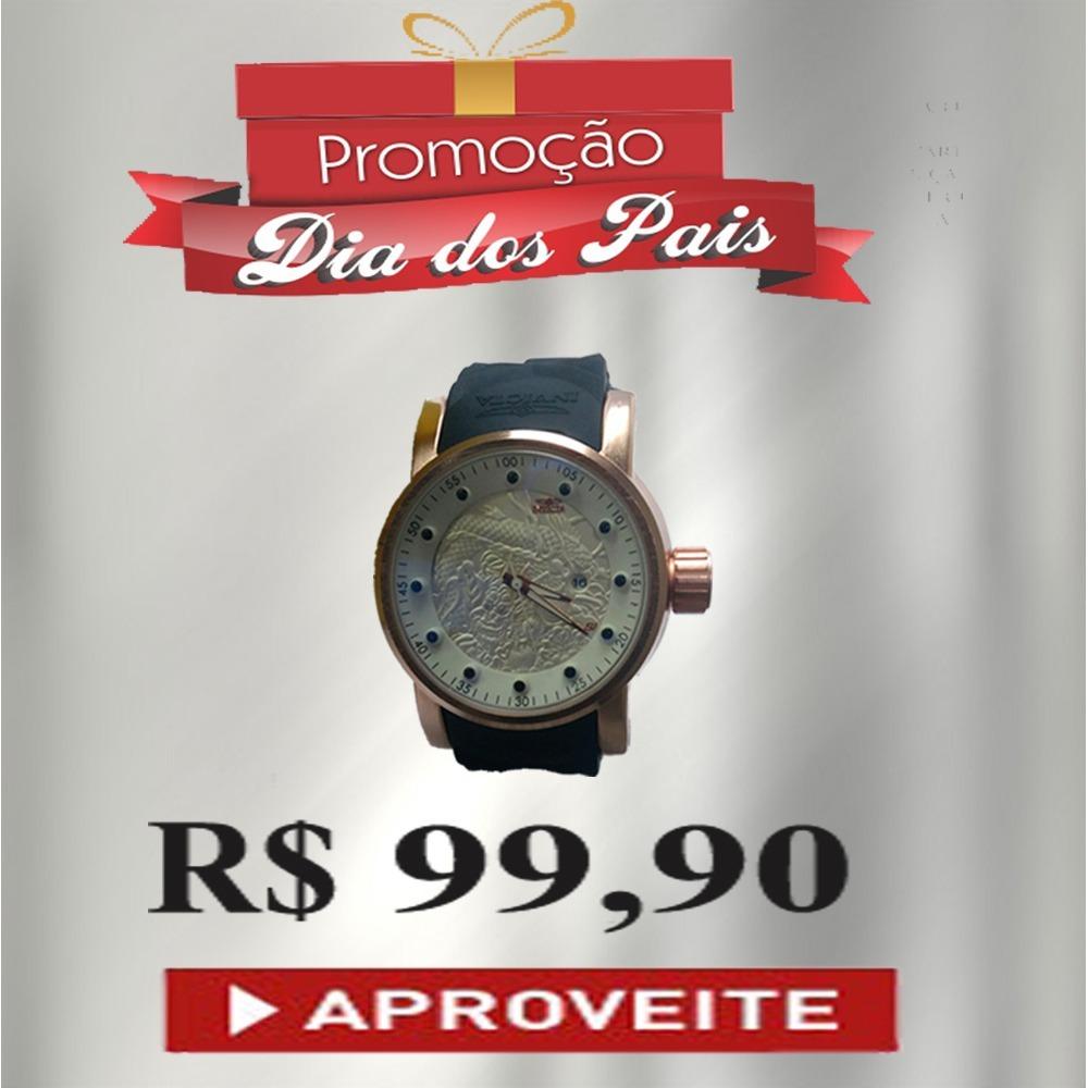 927b0b0cc46 Promoção Especial Relógio Invicta Yakuza Rose Primeira Linha - R  99 ...