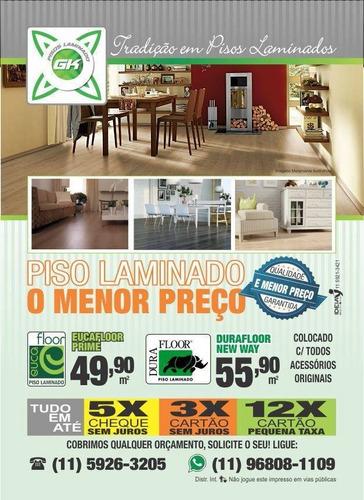 promoção eucafloor prime só r$ 49,90m² instalado confira!!!