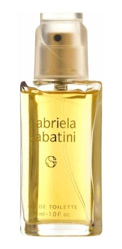 promoção gabriela sabatini 60ml eau de toilette