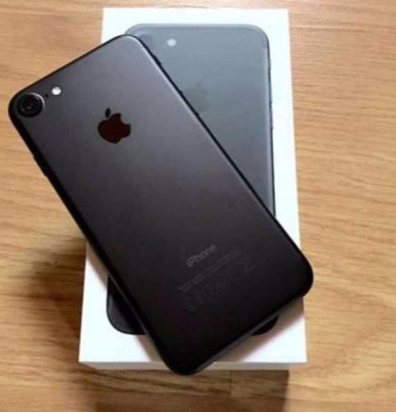 4af2cb805 Promoção Iphone 7 Apple 32gb 4g Tela 4.7 Preto Fosco Matte - R ...