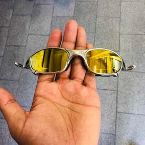 cfc0a6dd9 Oakley Juliet Plasma Ou X Metal De Sol - Óculos no Mercado Livre Brasil