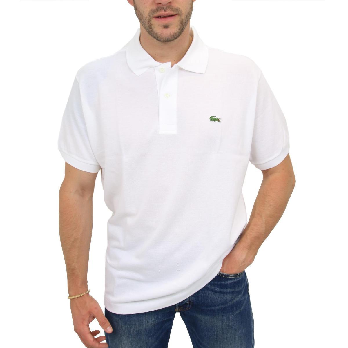 6e48e40848849 promoção kit 2 camisa lacoste gola polo original masculina. Carregando zoom.