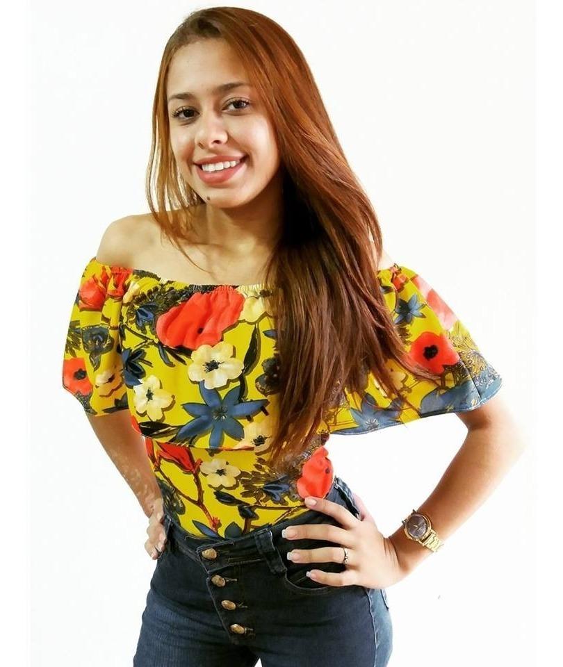 688f12390 Promoção Kit Com 10 Blusa Ciganinha,moda Feminina - R$ 120,00 em ...