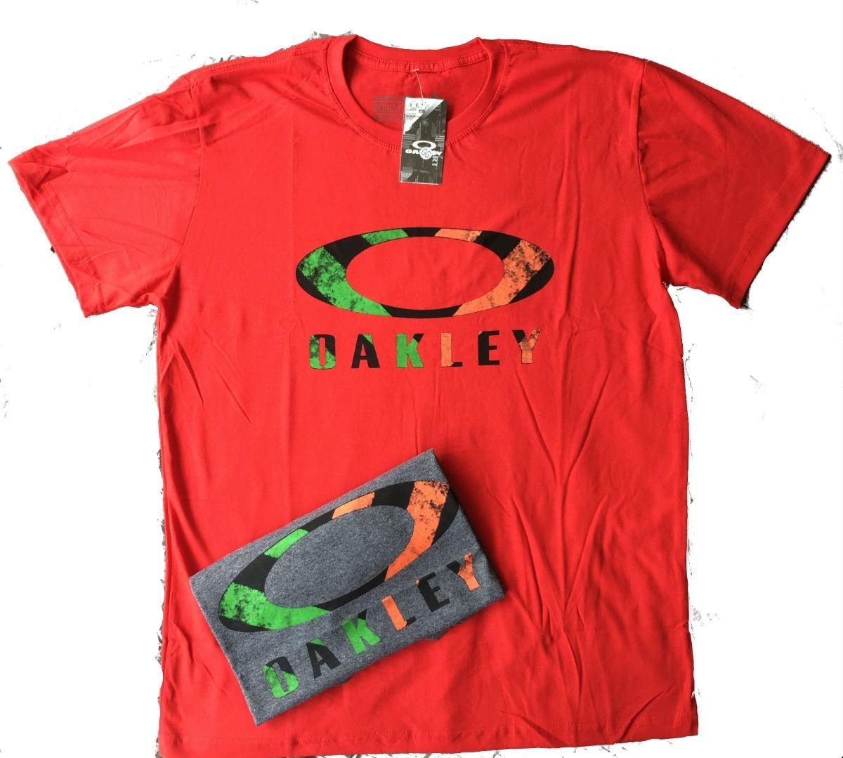 e2caa95bcd promoção kit lote 5 camisa camiseta oakley masculina 2019. Carregando zoom.