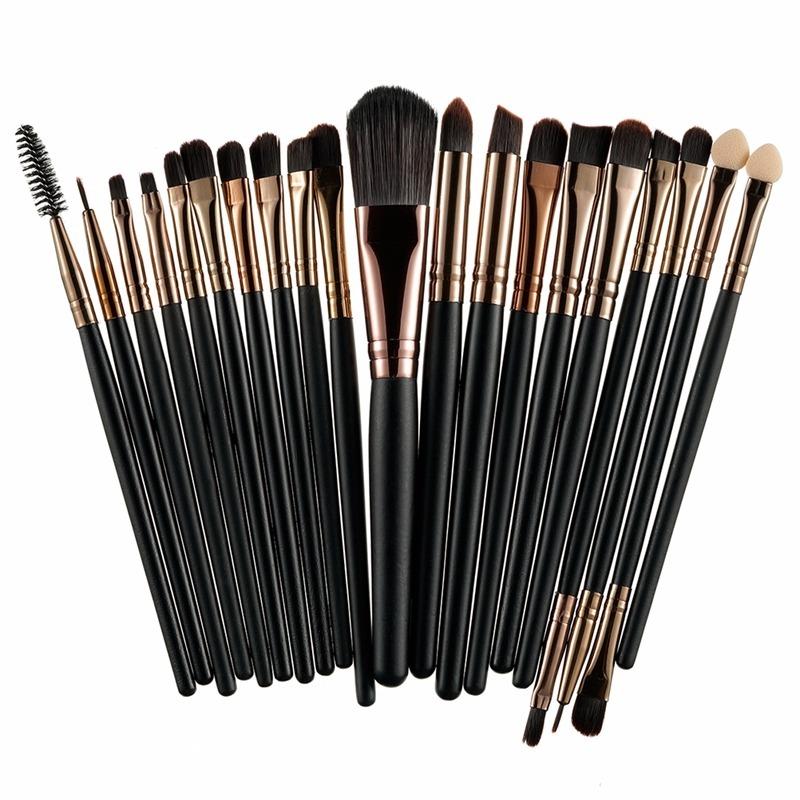 173bbc08c4f50 Promoção Kit Pinceis Maquiagem Precisão Original - R  44,99 em ...