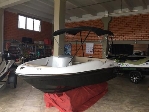 promoção lancha fortboat 160 + motor 40 hp elo 2019