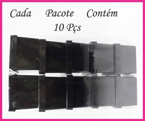promoção lembrancinhas acrilico caixinhas 5x5 100 unid.