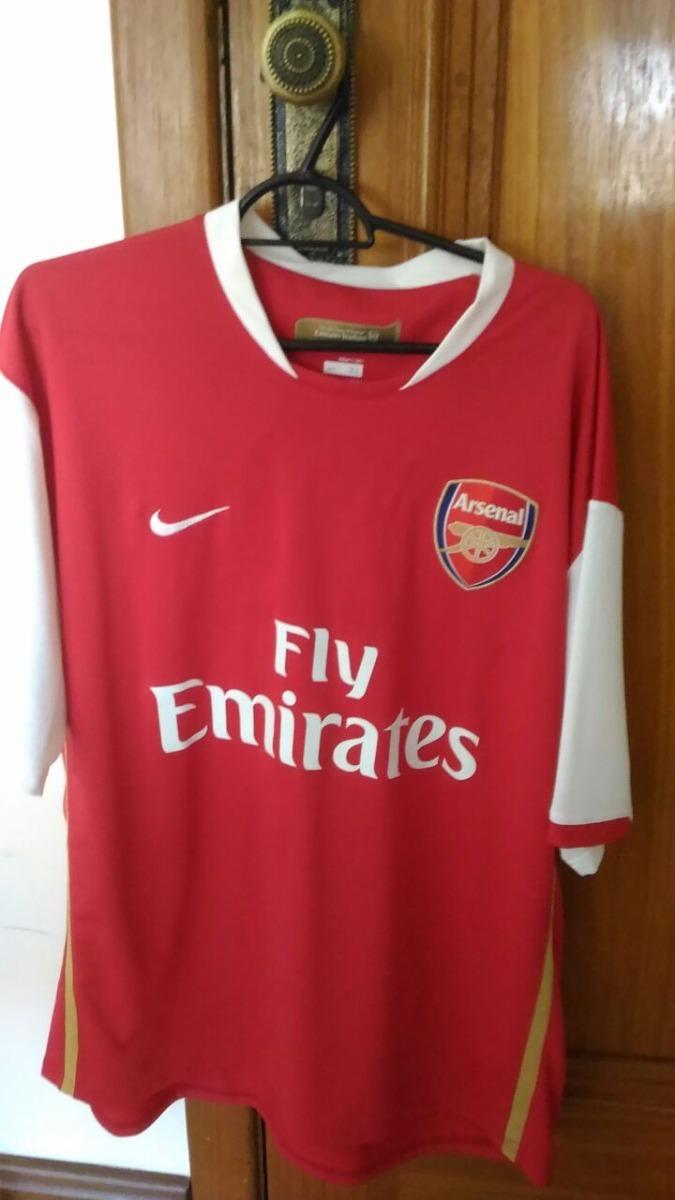 4e6819f63c Promoção Limitada  Camisa Arsenal 2007. Van Persie. - R  100