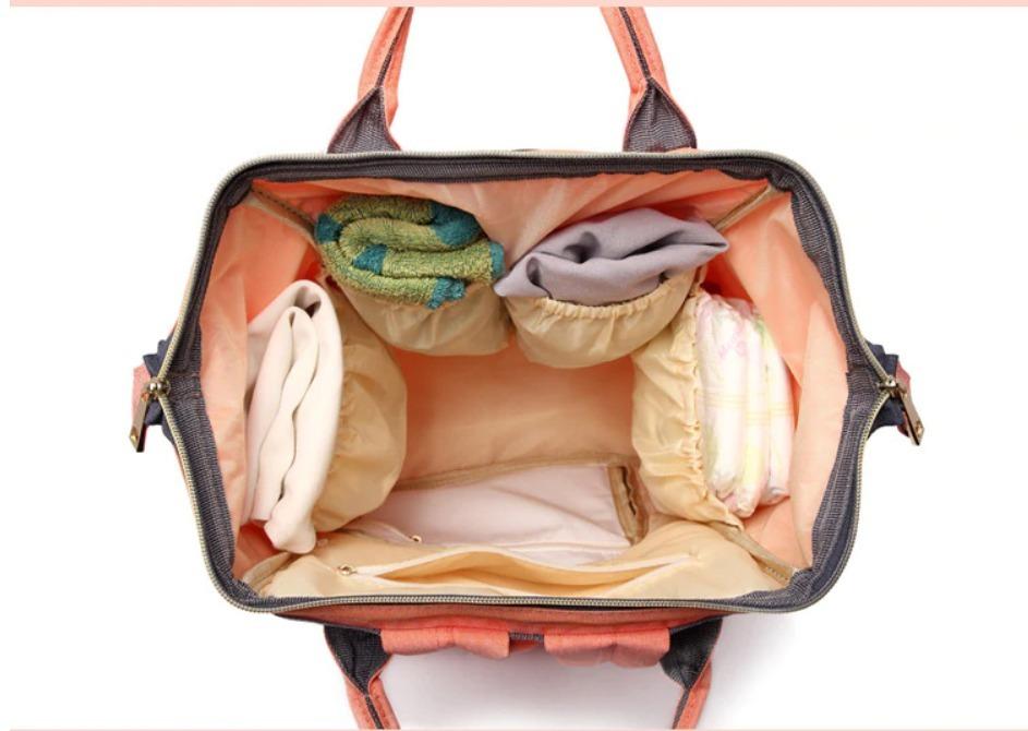 09b322acc promoção mochila bolsa maternidade lequeen pronta entrega. Carregando zoom.