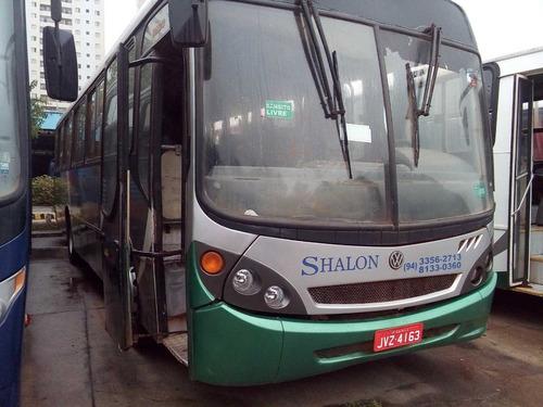 promoção! ônibus rodoviário volkswagen 17.230 comil vw 44lug