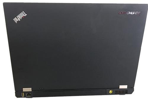 promocão! notebook lenovo t430 i5 4gb hd 320 - garantia