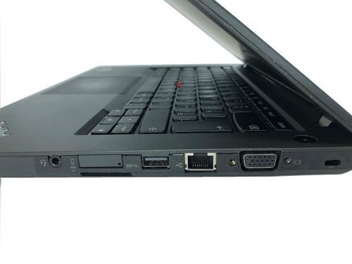 promoção notebook lenovo t440 4gb 320hd i5 com garantia e nf