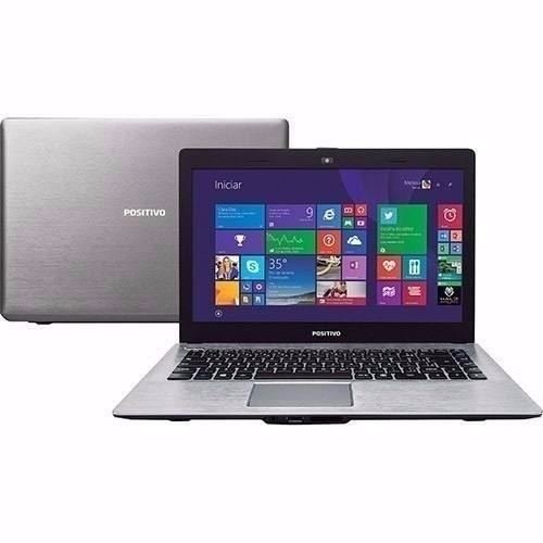 promoção notebook positivo n2806 4gb 500 hdmi usb 3.0 windws