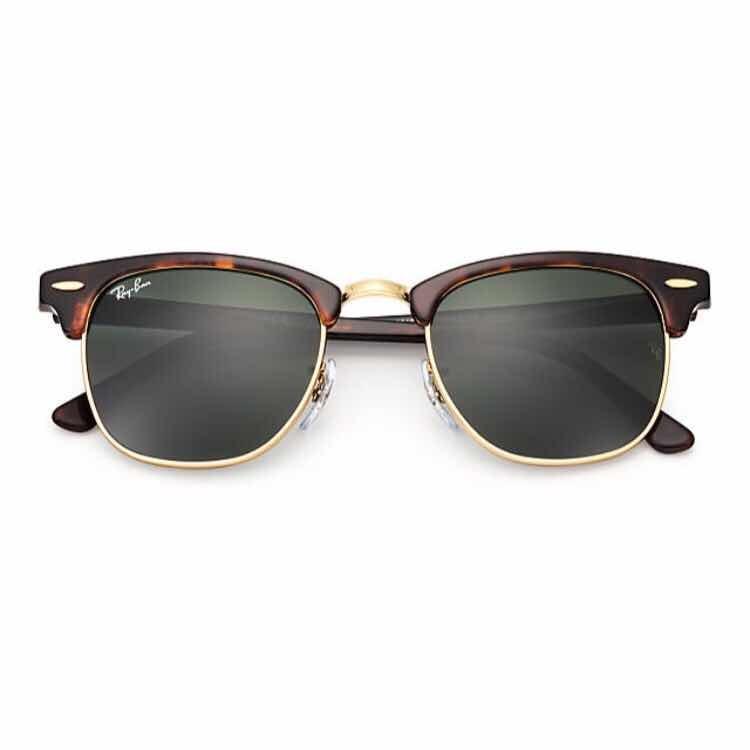 d2e1f84566586 Promoção - Óculos De Sol Ray Ban Clubmaster Rb3016 - R  299,00 em ...