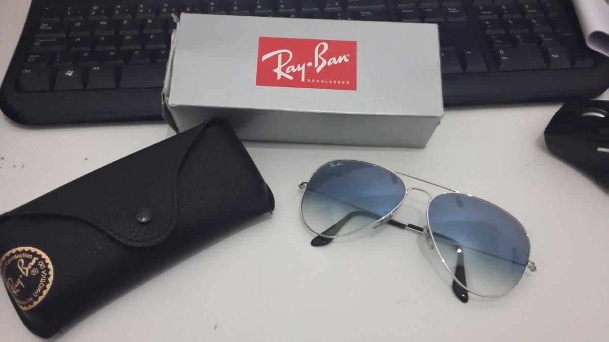 eaa5e342315ab Promocão!! Oculos Ray Ban Modelo 3025 Novo Com Nota Fiscal - R  430 ...