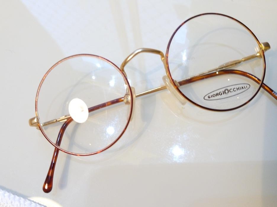 a1230364f7652 promoção oculos redondo pequeno dourado armação john lenon. Carregando zoom.