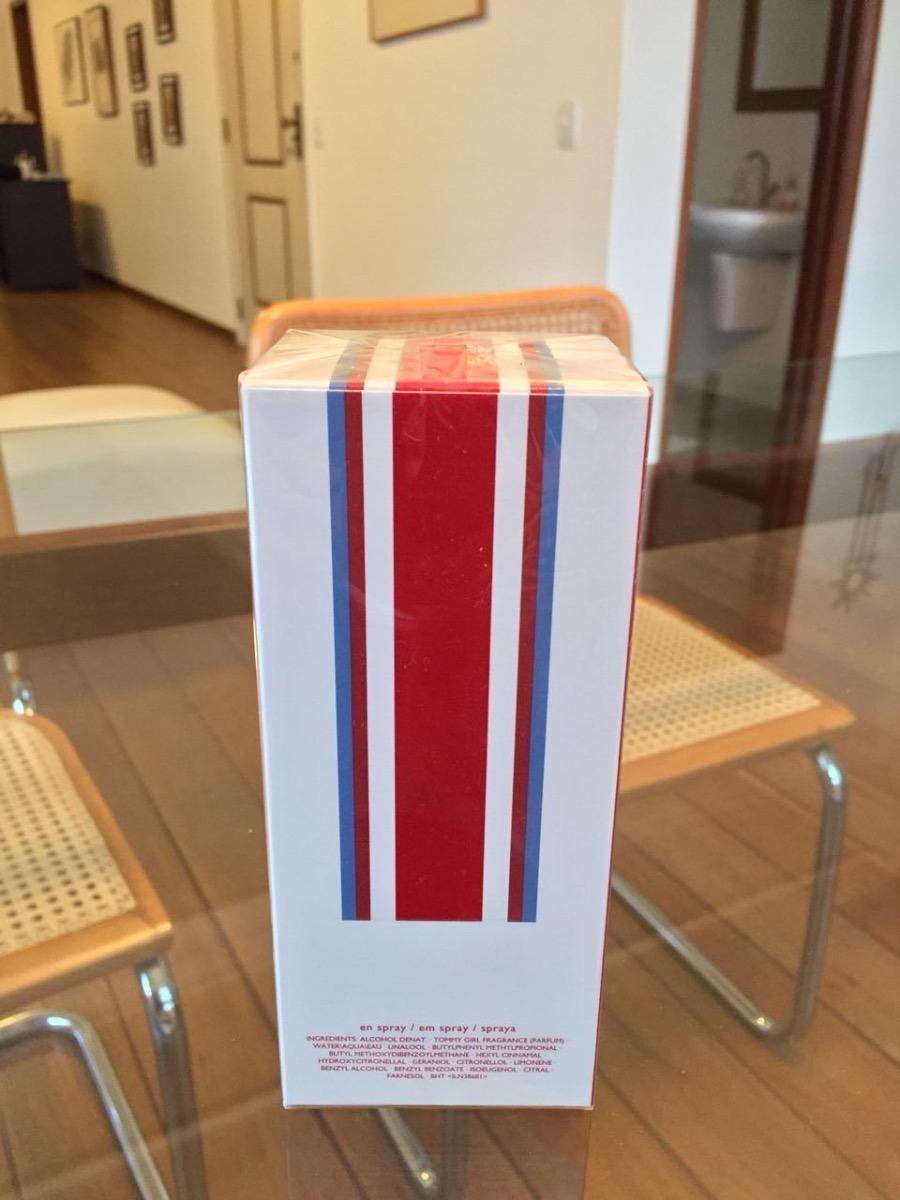 040712369 promoção perfume tommy girl feminino eau de cologne 100ml. Carregando zoom.