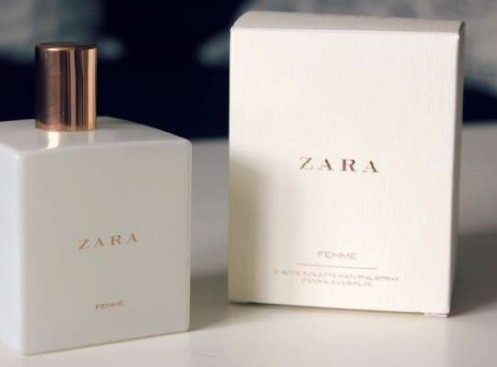 Promoção Zara De Eau Femme 100ml Perfume Toilette 53AjL4Rq