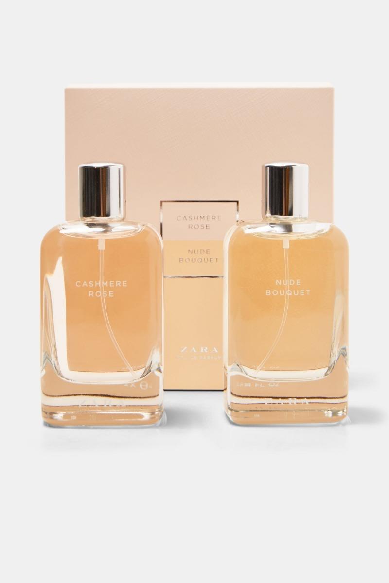 9b836420 Promoção Perfume Zara Nude Bouquet E Cashmere Rose 100 Ml - R$ 287 ...