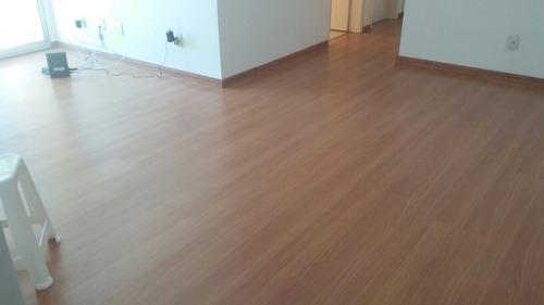 promoção pisos laminados a partir de r$46,00 m² instalado.