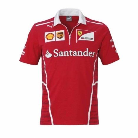 Promoção Polo Scuderia Ferrari F1 Team 2017 - R  289 51c829b12c0