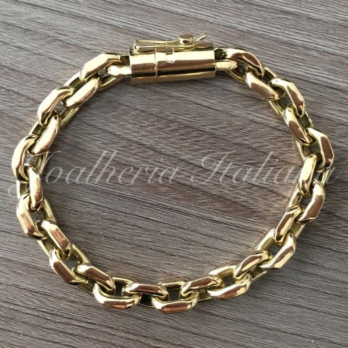 18a541f5701 Promoção Pulseira Cartier Em Ouro 18k 750 Com 21