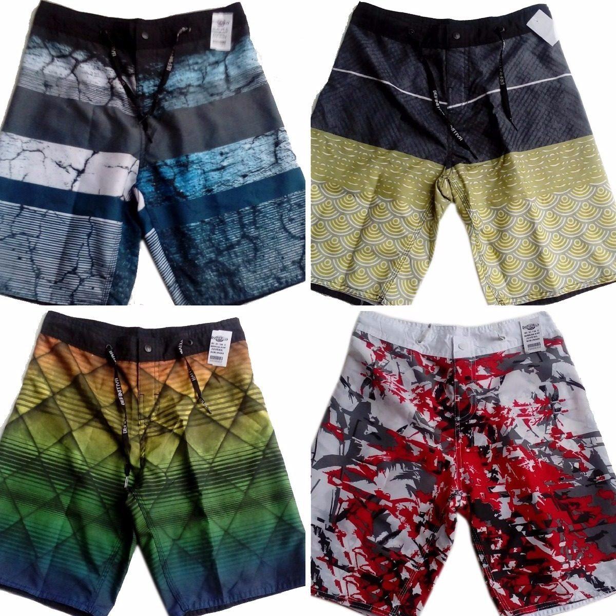 Promoção Rapida Kit C 5 Shorts Bermudas Tactel Infantil - R  99 43ee1eec453
