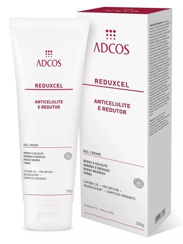 promoção reduxcel anticelulite e redutor 200g - adcos