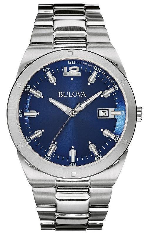 1f4ea117cd3 Promoção! Relógio Bulova Original Em Aço Inox - R  999
