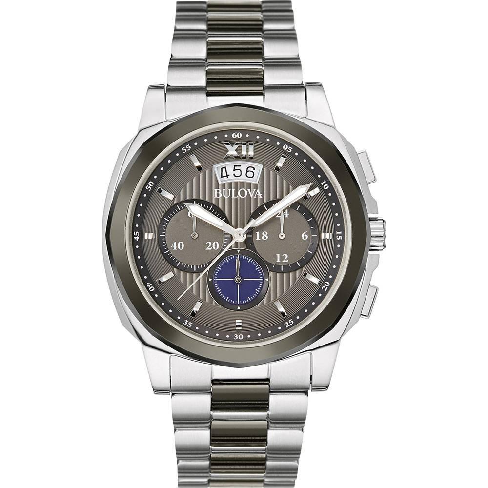 d4196b23db3 promoção! relógio bulova original em aço inox. Carregando zoom.