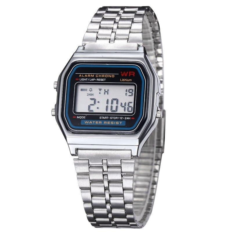 6b1fe8f2c1c promoção relógio feminino digital vintage barato c estojo. Carregando zoom.