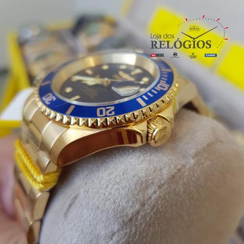 promoção relógio invicta prodiver automático 8930ob original