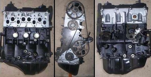 promoção! retifica de motor completo 1.0 8 válvulas