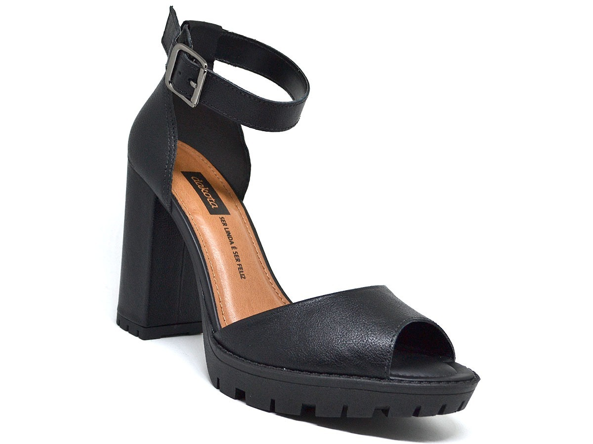 c795577cc1c promoção sandália feminina tratorada original dakota z3671. Carregando zoom.