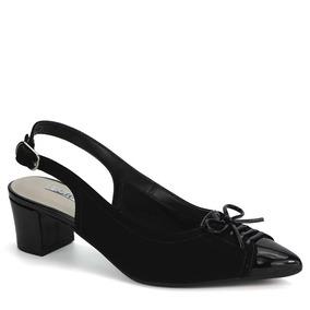 74d9571be6 Promoção Sapato Scarpin Chanel Feminino Via Marte 19-2403