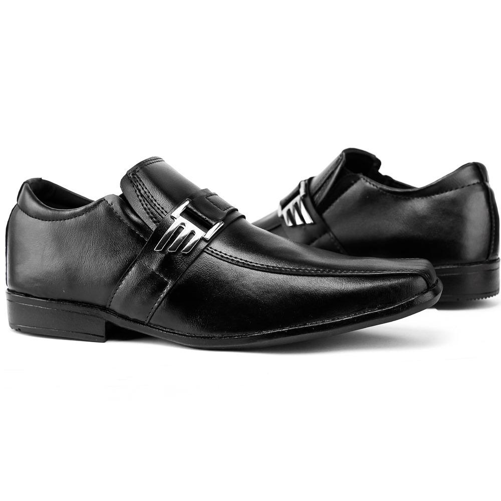 6de62ccda promoção sapato social masculino couro/ solado de borracha. Carregando zoom.