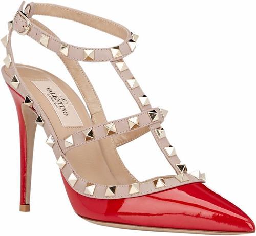 promoção sapato valentino rockstud original frete gratis