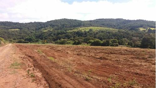 promoção terrenos planos totalmente plano com agua e luz je