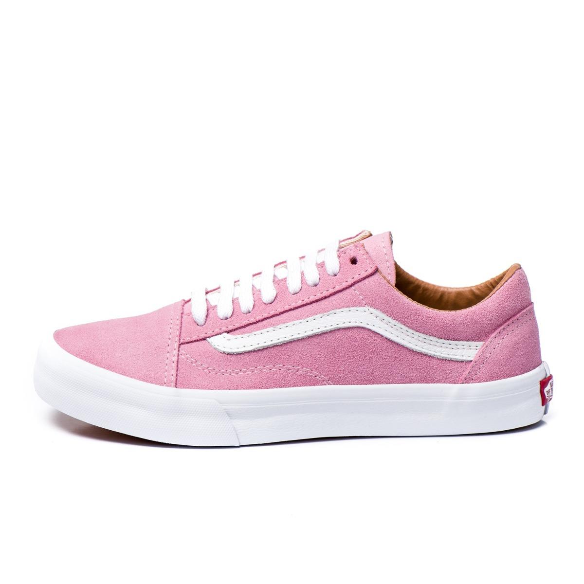 vans en rosa
