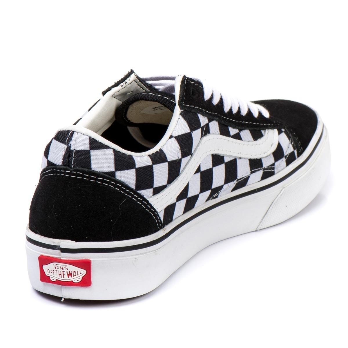 Promoção Tênis Vans Old Skool Original Xadrez 34-43 - R  179 d0c3d2c585b