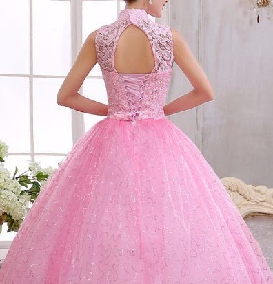 promoção vestido noiva debutante 15 anos festa lindo 'fli-59