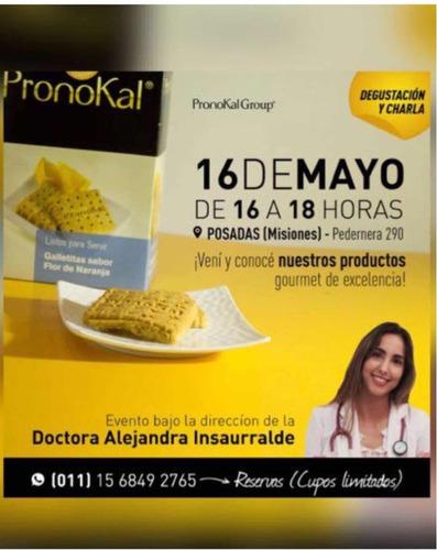 pronockal. dieta proteinada de prescripción médica.
